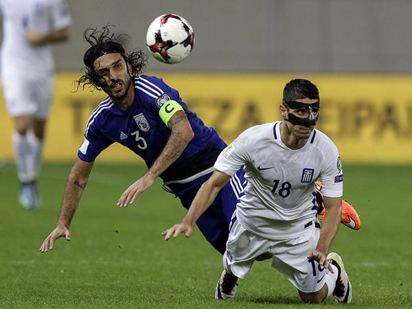 Soi kèo bóng đá Hy Lạp vs Cyprus vào 21h45 ngày 11/11