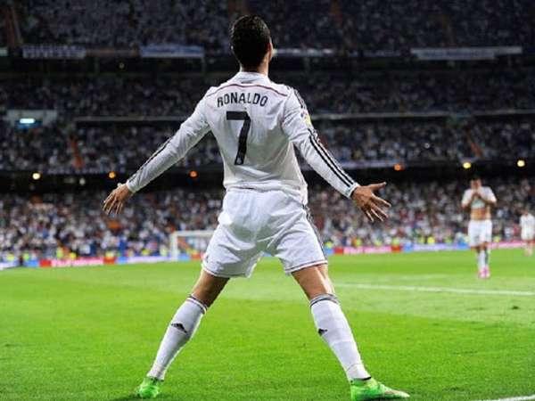 Chiều cao của Ronaldo