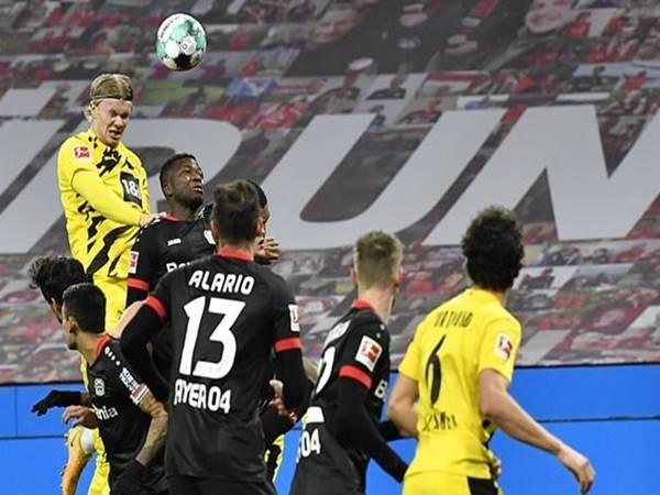 Bóng đá Quốc tế 20/1: Đội hình mạnh Dortmund vẫn thất thủ