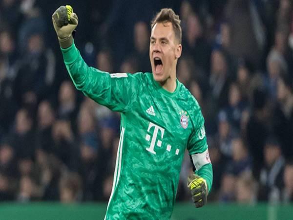 Bóng đá Quốc tế 25/1: Neuer lập kỷ lục tại BundesLiga
