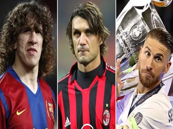 Top 10 hậu vệ xuất sắc nhất mọi thời đại