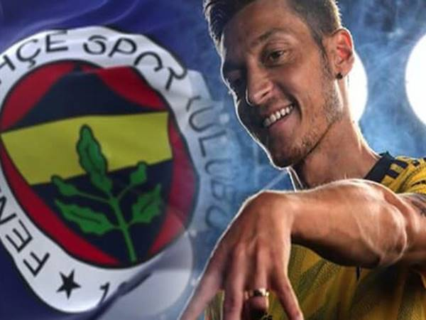 Ozil chọn số áo siêu lạ tại Fenerbahce?