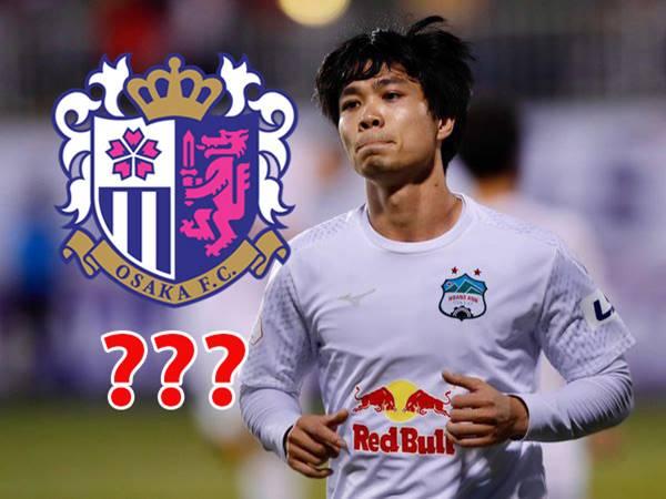 Bóng đá Việt Nam 5/2: Cerezo Osaka mời gọi Công Phượng