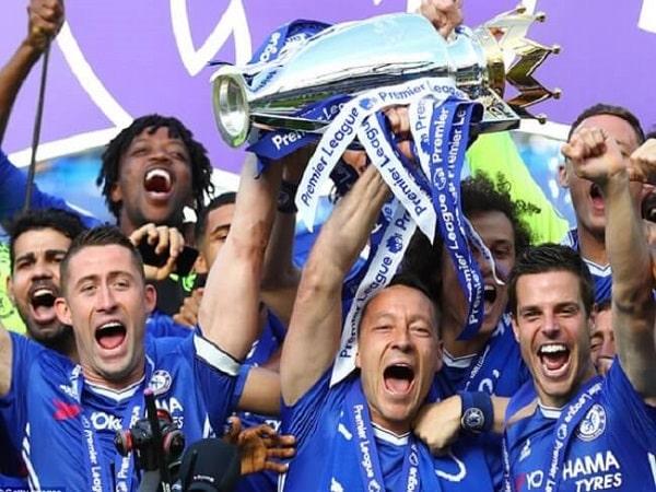 Chelsea vô địch Ngoại Hạng Anh bao nhiêu lần