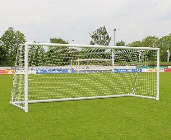 Kích thước khung thành bóng đá bao nhiêu mét?