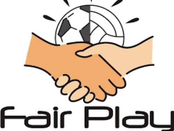 Fair play là gì trong bóng đá? Luật Fair play trong bóng đá?