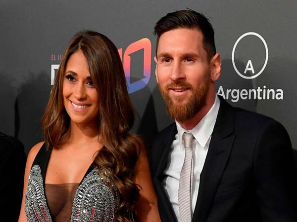 Vợ Messi là ai? Vợ Messi - Antonella Roccuzzo làm nghề gì?