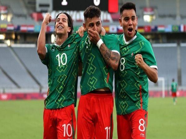 Soi kèo U23 Mexico vs U23 Nhật Bản, 16h00 ngày 6/8 - Olympic 2021